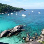 Similan Islands, Phang Nga, Top tourist attractions in Phuket