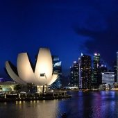 Singapore, Most Visited Cities in the World