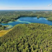 Smolenskoye Poozerye National Park, Best places to visit in Russia
