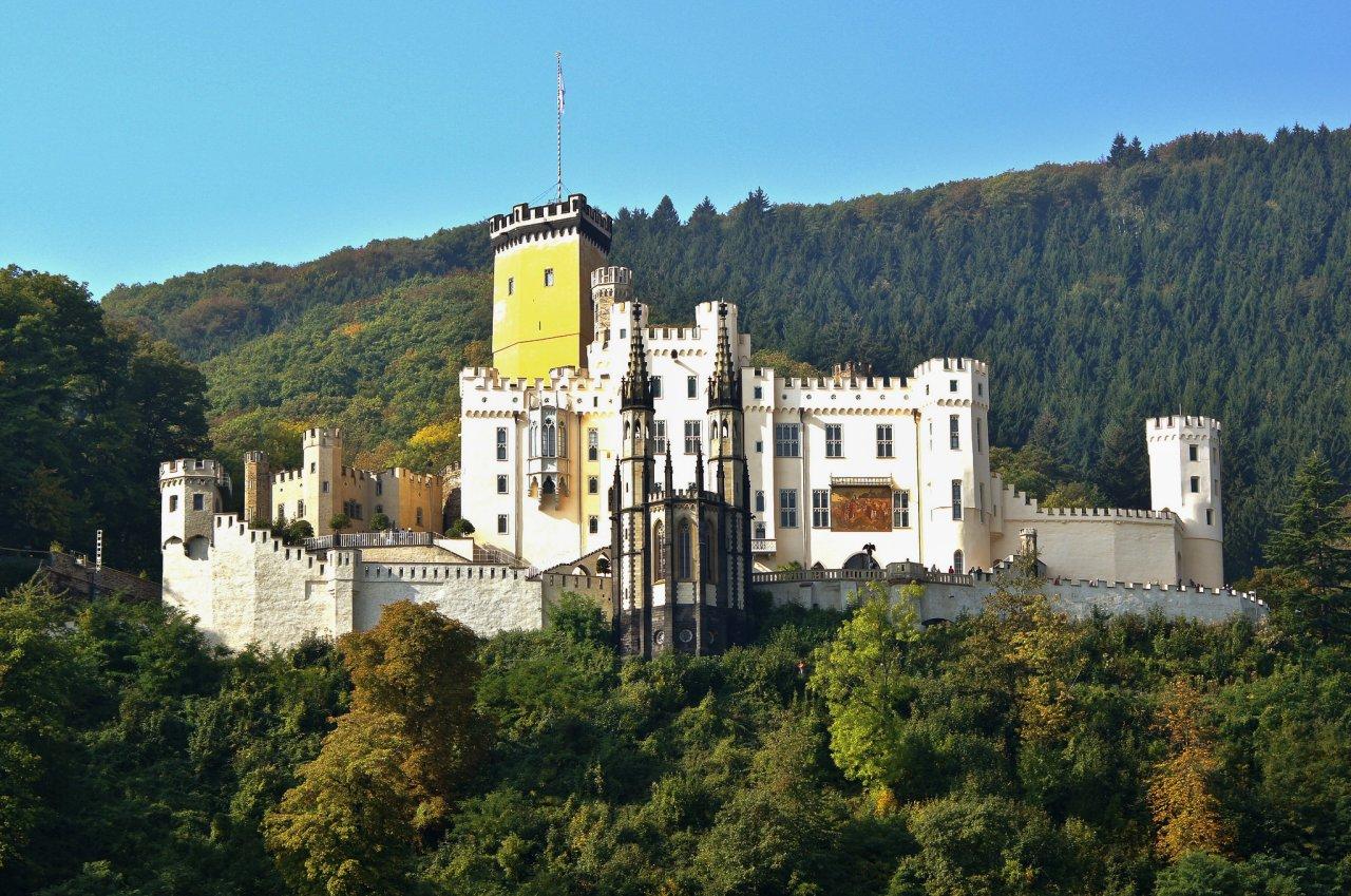 Stolzenfels Castle, Castles in Germany