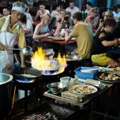 Street Food Stalls, Things to do in Bangkok - Tourist Attractions, Thailand