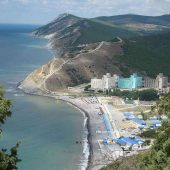 Sukko Valley, Anapa, Russia