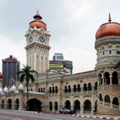 Sultan Abdul Samad Building, Top tourist attractions in Kuala Lumpur