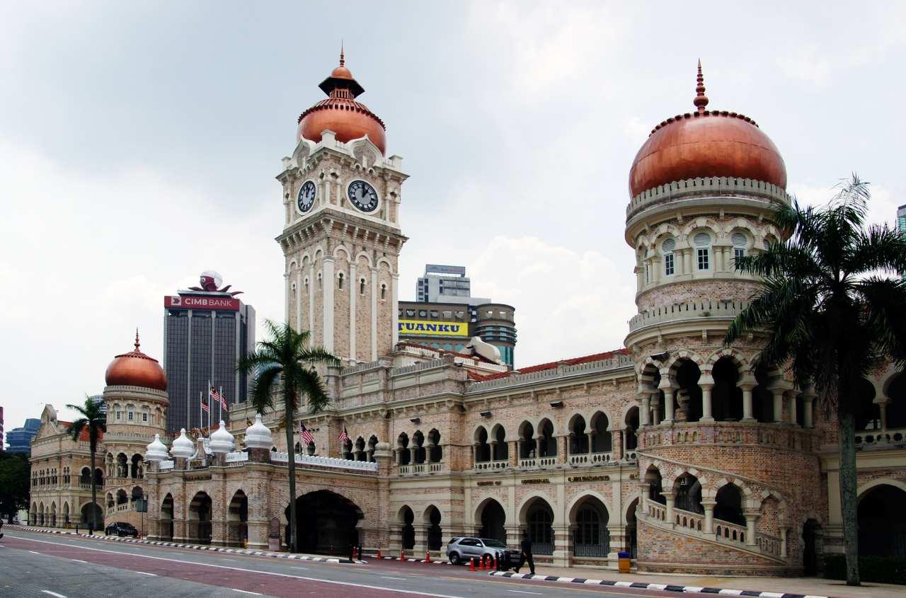 Sultan Abdul Samad Building, Top tourist attractions in Kuala Lumpur
