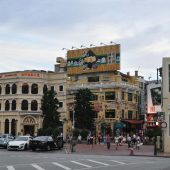 Taipa Village, Top tourist attractions in Macau