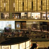 The Dubai Mall, Top tourist attractions in Dubai