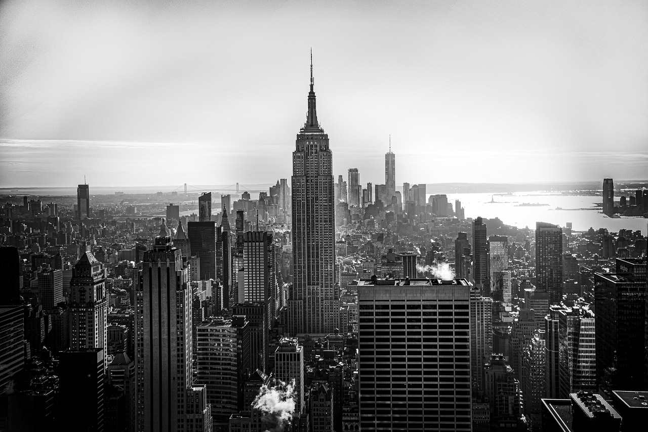 The Empire State Building, Top tourist attractions in New York City