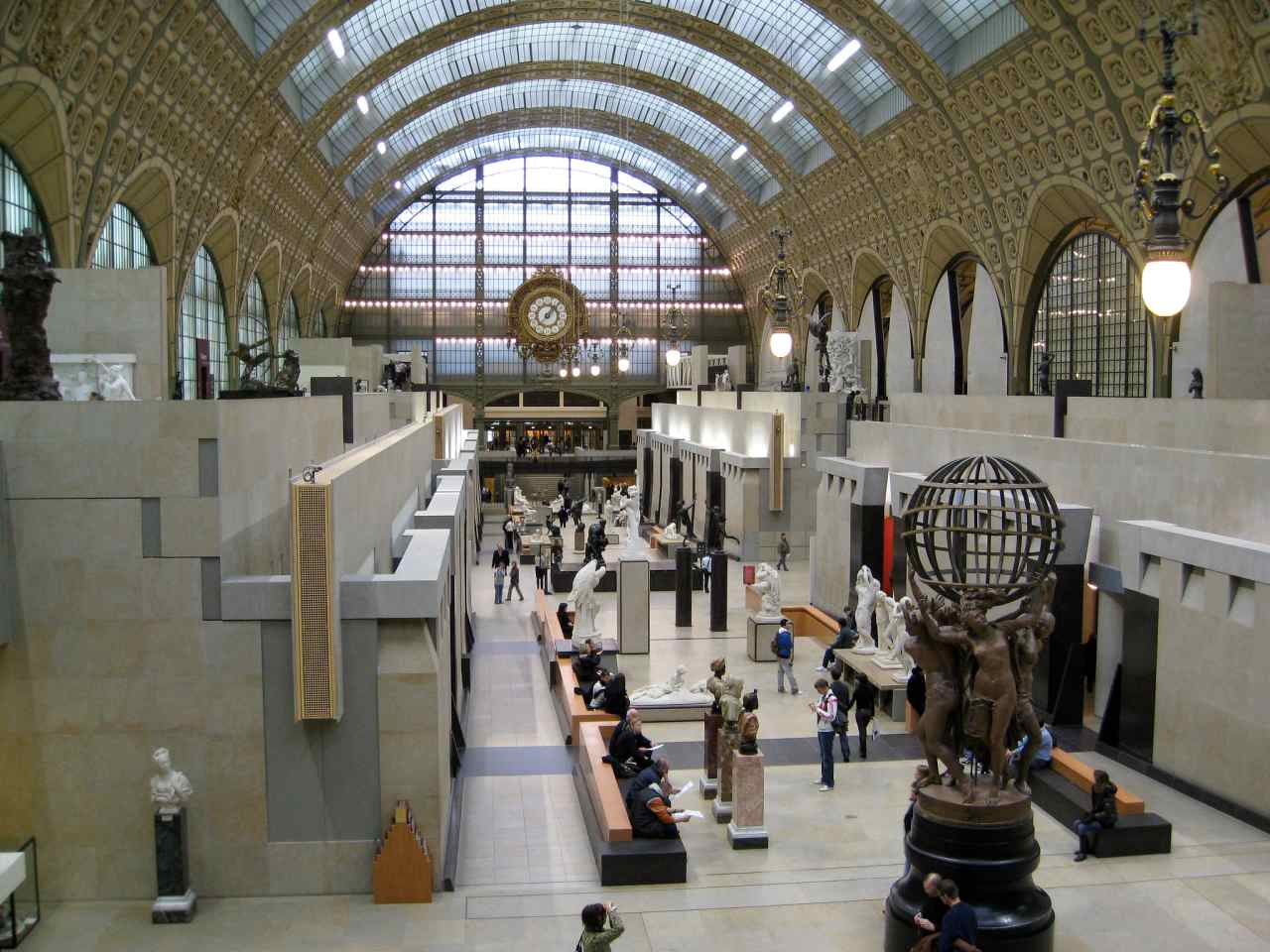 The Musée d'Orsay, Top tourist attractions in Paris