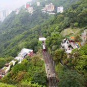 The Peak, Top tourist attractions in Hong Kong