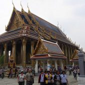 The Grand Palace, Things to do in Bangkok - Tourist Attractions, Thailand