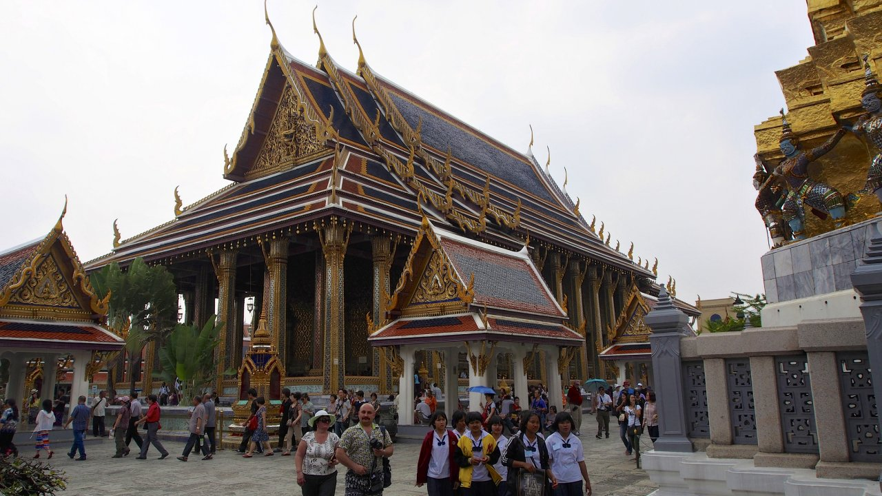 The Grand Palace, Things to do in Bangkok – Tourist Attractions, Thailand