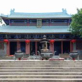 Tianhou Temple, Chiwan, Top tourist attractions in Shenzhen