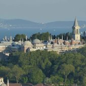Topkapi Palace, Top tourist attractions in Istanbul