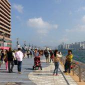 Tsim Sha Tsui Promenade, Top tourist attractions in Hong Kong