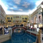 Venetian Macao Casino, Top tourist attractions in Macau