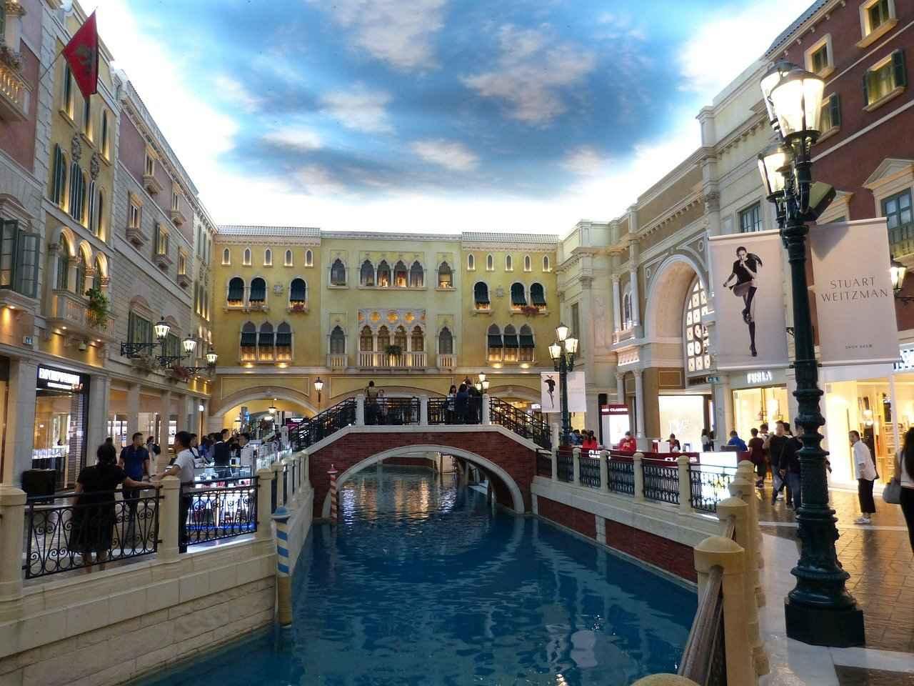 Venetian Macao Casino, Top tourist attractions in Macau