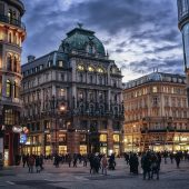 Vienna, Austria, Most Visited Cities in the World