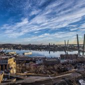 Vladivostok, Best places to visit in Russia