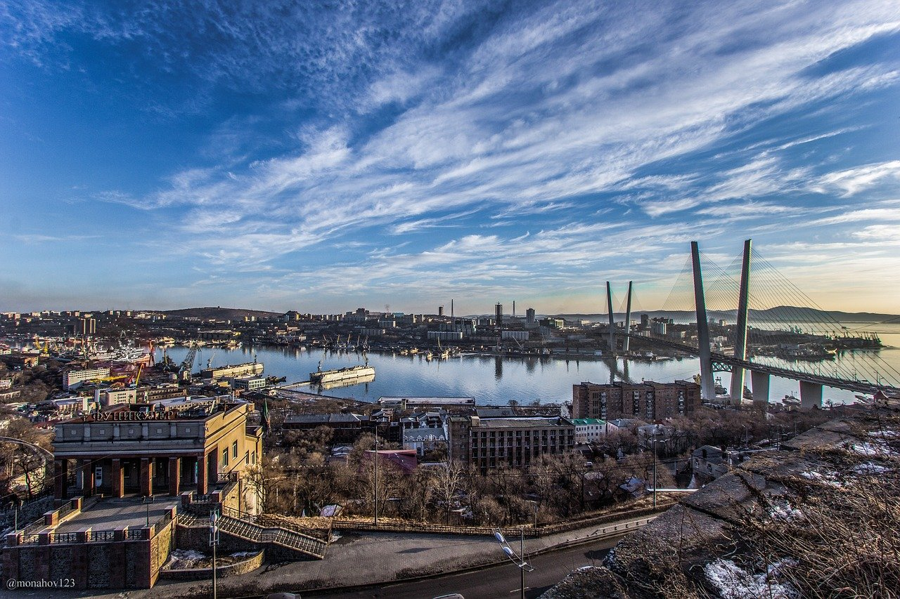 Vladivostok, Best places to visit in Russia