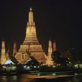 Wat Arun (The Temple of Dawn), Top tourist attractions in Bangkok
