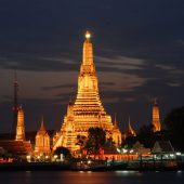 Wat Arun, Things to do in Bangkok - Tourist Attractions, Thailand