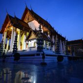 Wat Suthat, Things to do in Bangkok - Tourist Attractions, Thailand