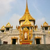 Wat Traimit, Things to do in Bangkok - Tourist Attractions, Thailand