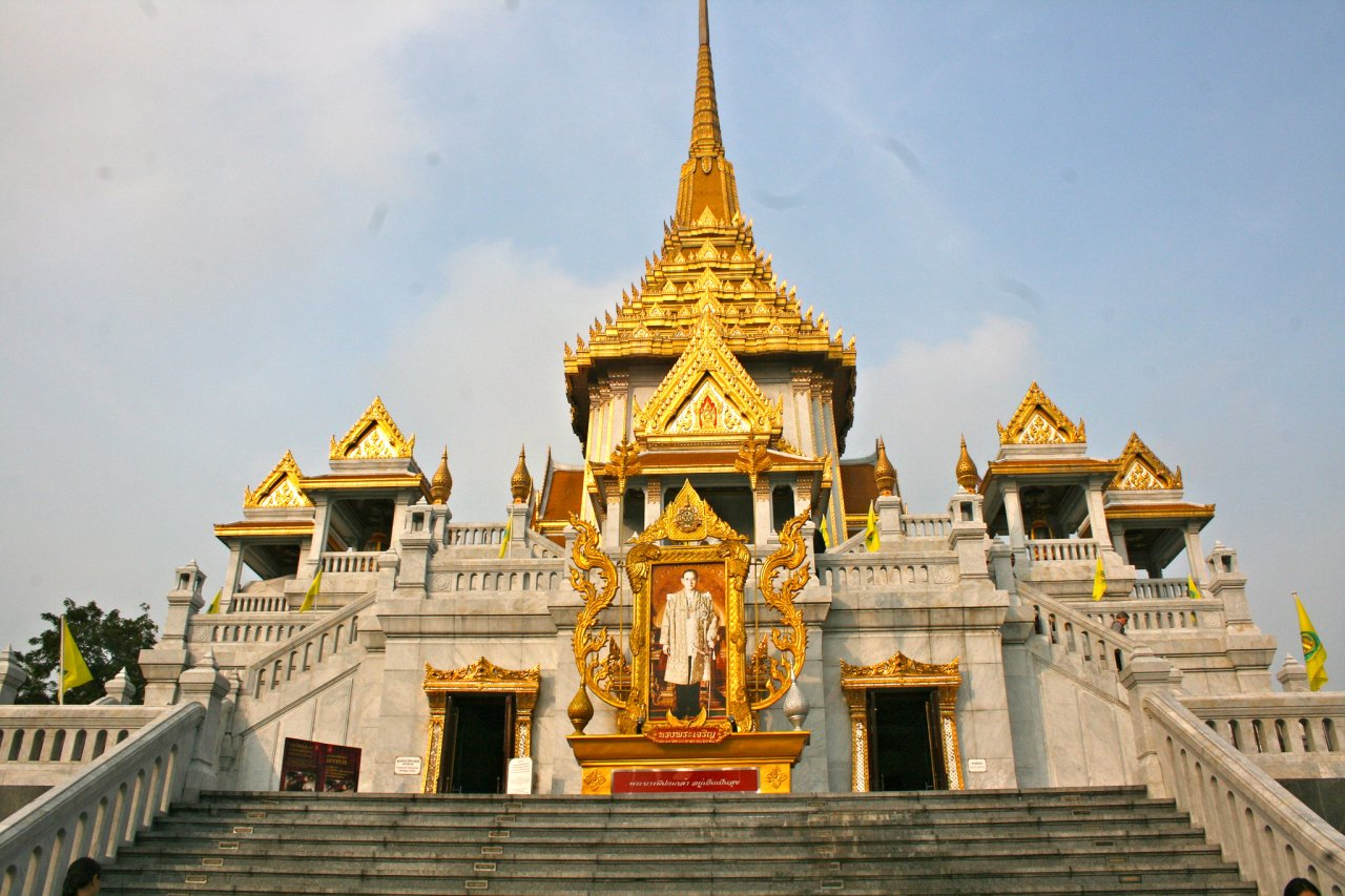 Wat Traimit, Things to do in Bangkok – Tourist Attractions, Thailand