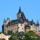 Wernigerode Castle, Castles in Germany