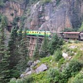 White Pass & Yukon Route Railroad, Canada