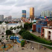 Window of the World, Top tourist attractions in Shenzhen