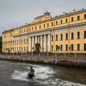 Yusupov Palace, Saint Petersburg, Russia