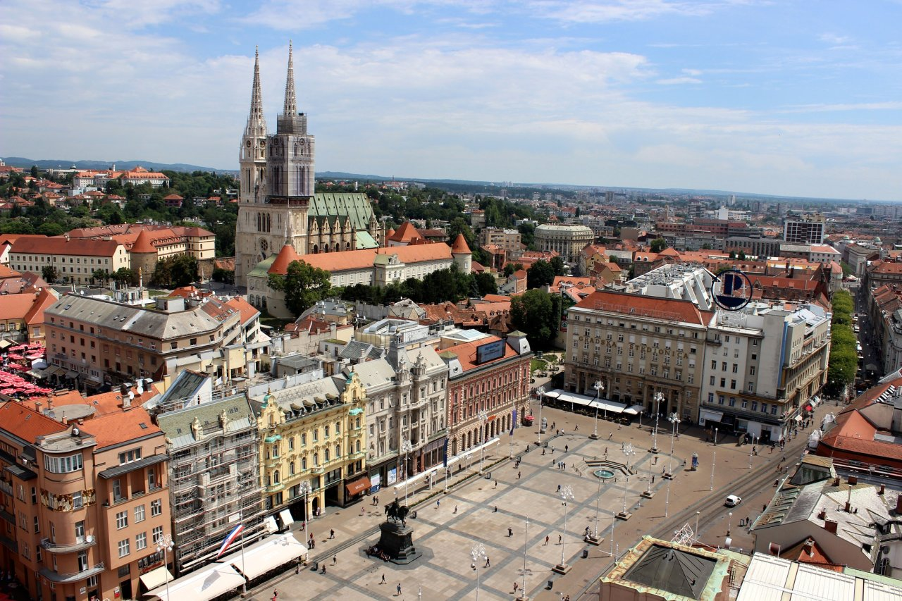 Zagreb, Best places to visit in Croatia