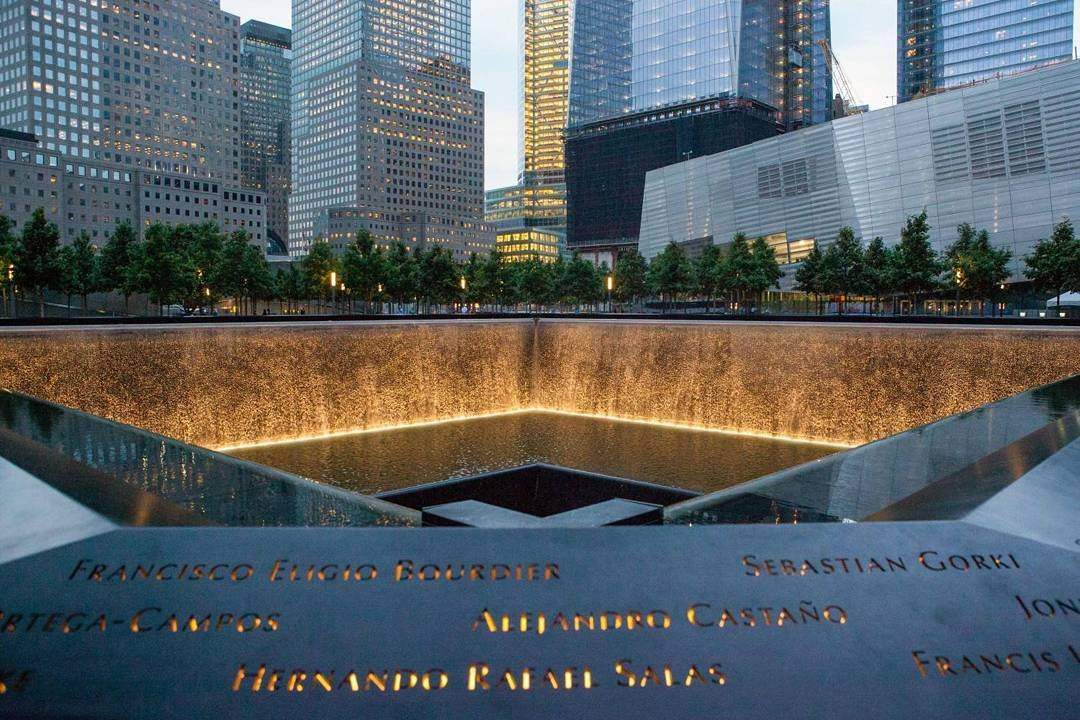 9-11 Memorial and Museum, Attractions in New  York, Visit in USA
