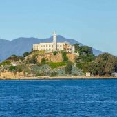 Alcatraz Island, San Francisco, California, Visit in USA