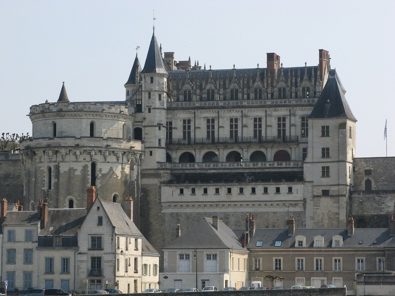 Amboise, Castles in France