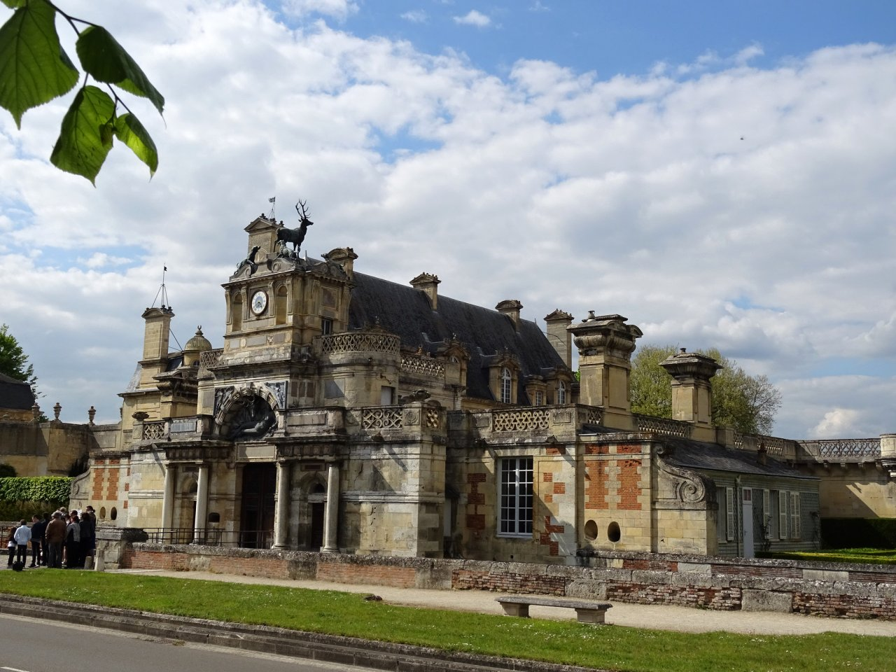 Anet, Castles in France