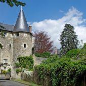 Argy, Castles in France