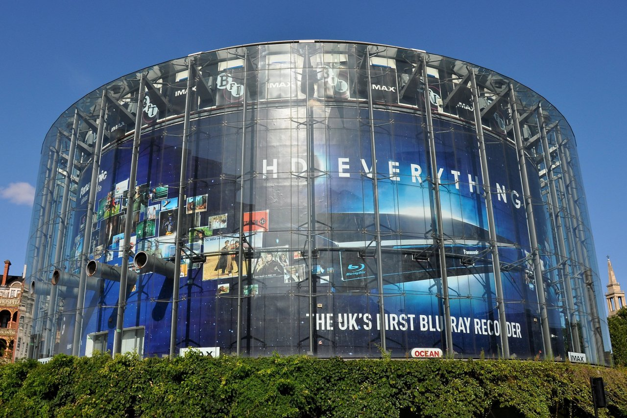 BFI IMAX CINEMA, Places to visit in London