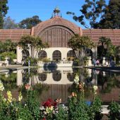 Balboa Park, San Diego, California, Visit in USA