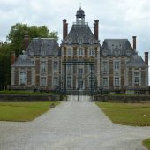 Balleroy, Castles in France