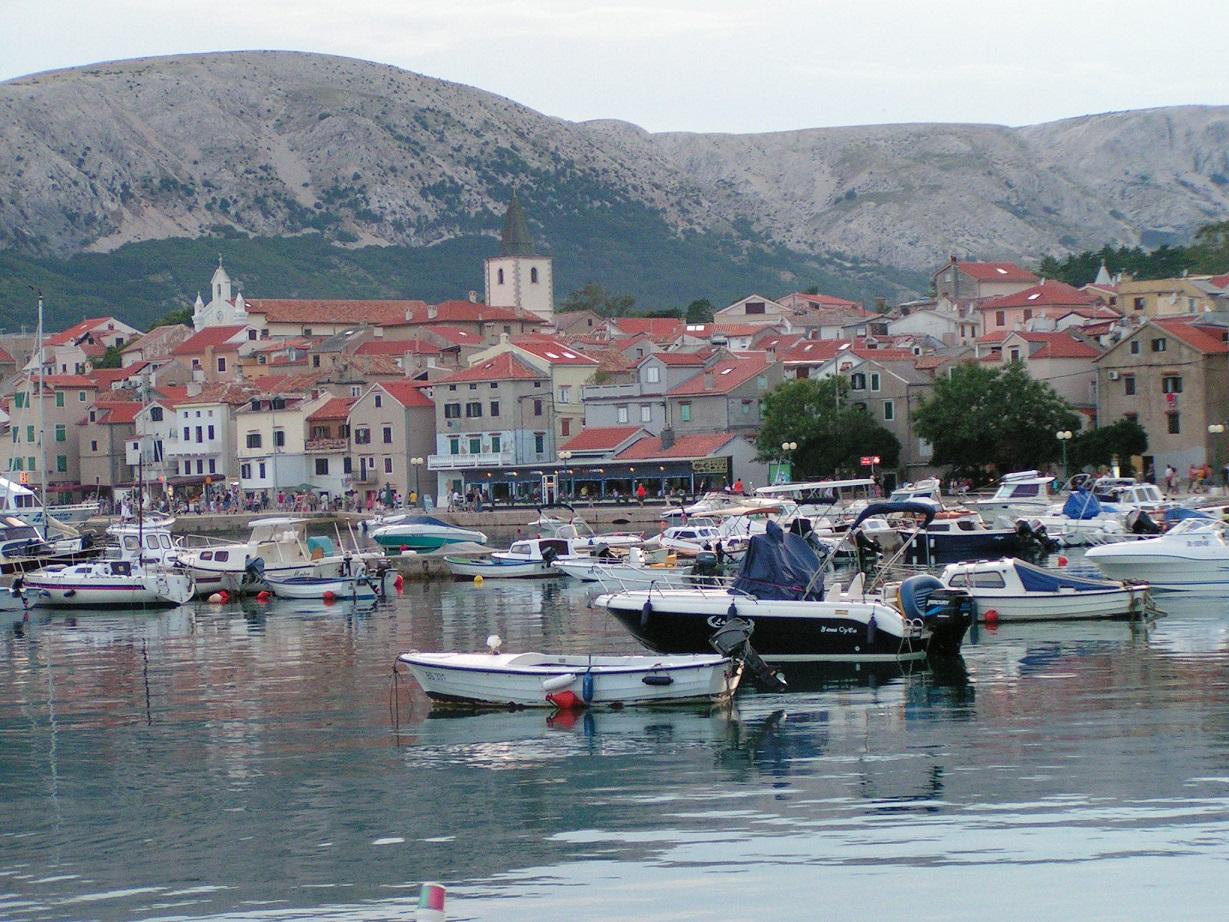 Baška, Krk, Best places to visit in Croatia