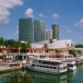 Bayside Marketplace, Miami, Florida, Visit in USA