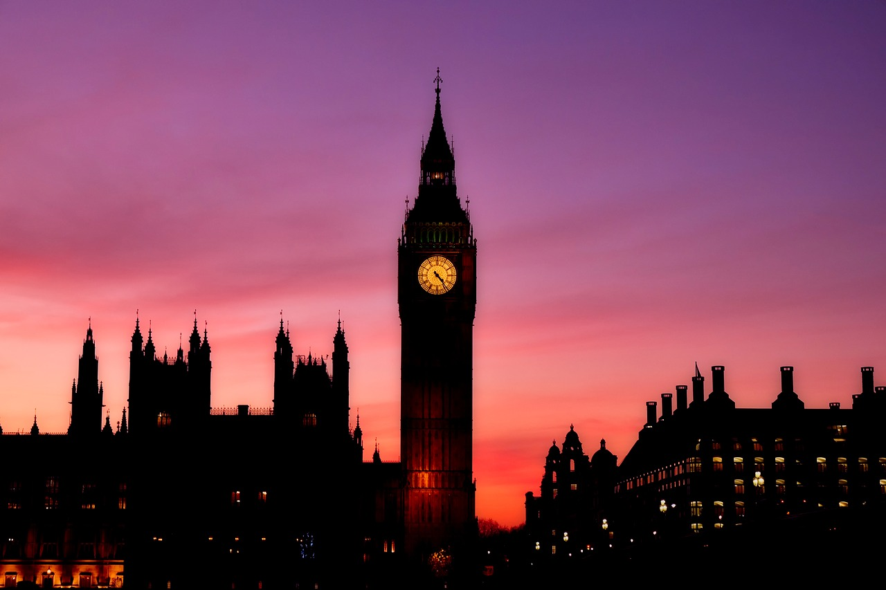 Big Ben, Places to visit in London