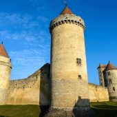 Blandy-les-Tours, Castles in France