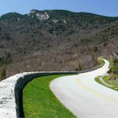 Blue Ridge Parkway, Asheville, North Carolina, Visit in USA