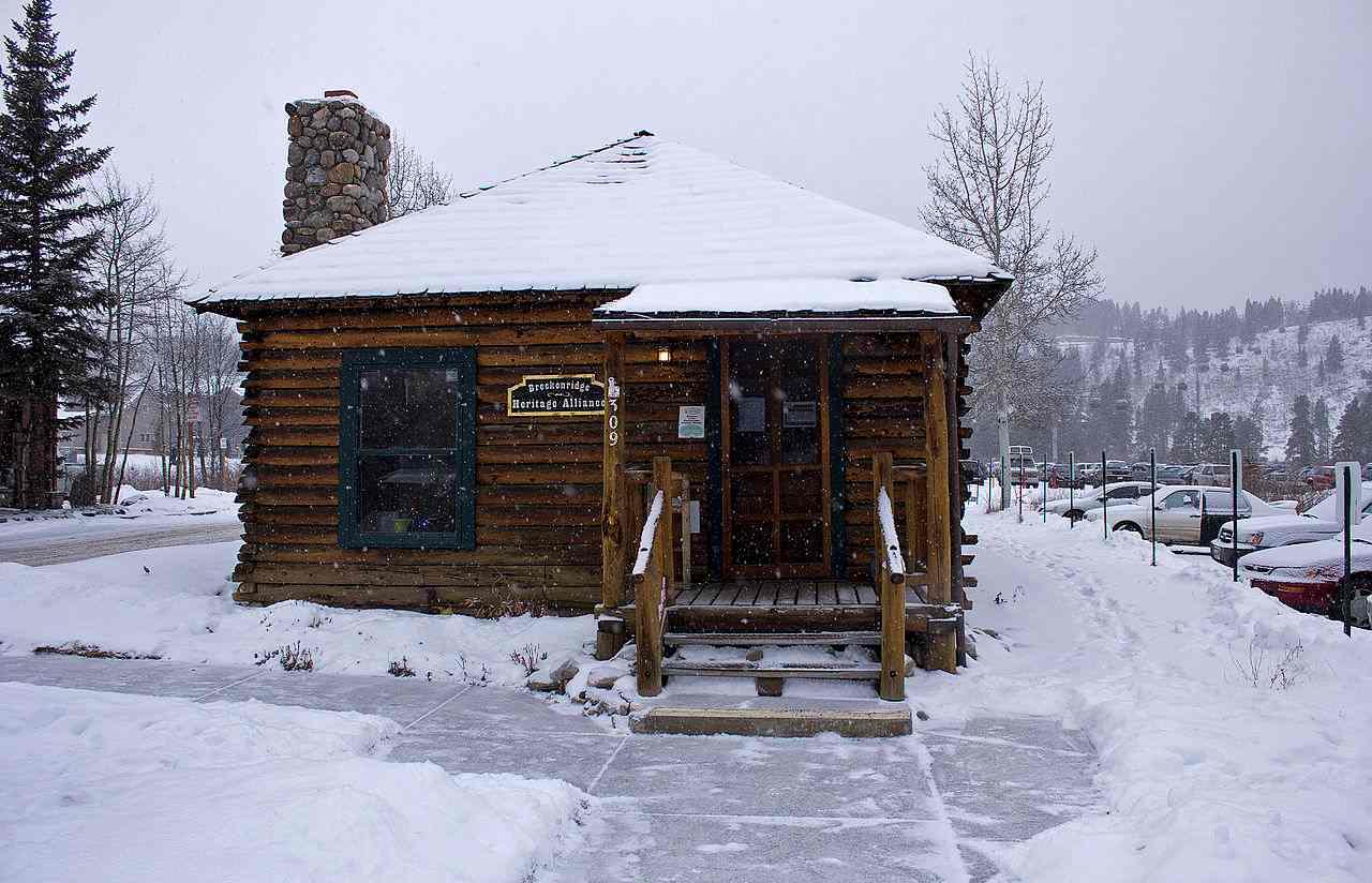 Breckenridge Heritage Alliance – Administrative Offices, Breckenridge, Colorado, Visit in USA