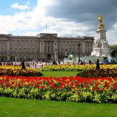 Buckingham Palace, Places to visit in London