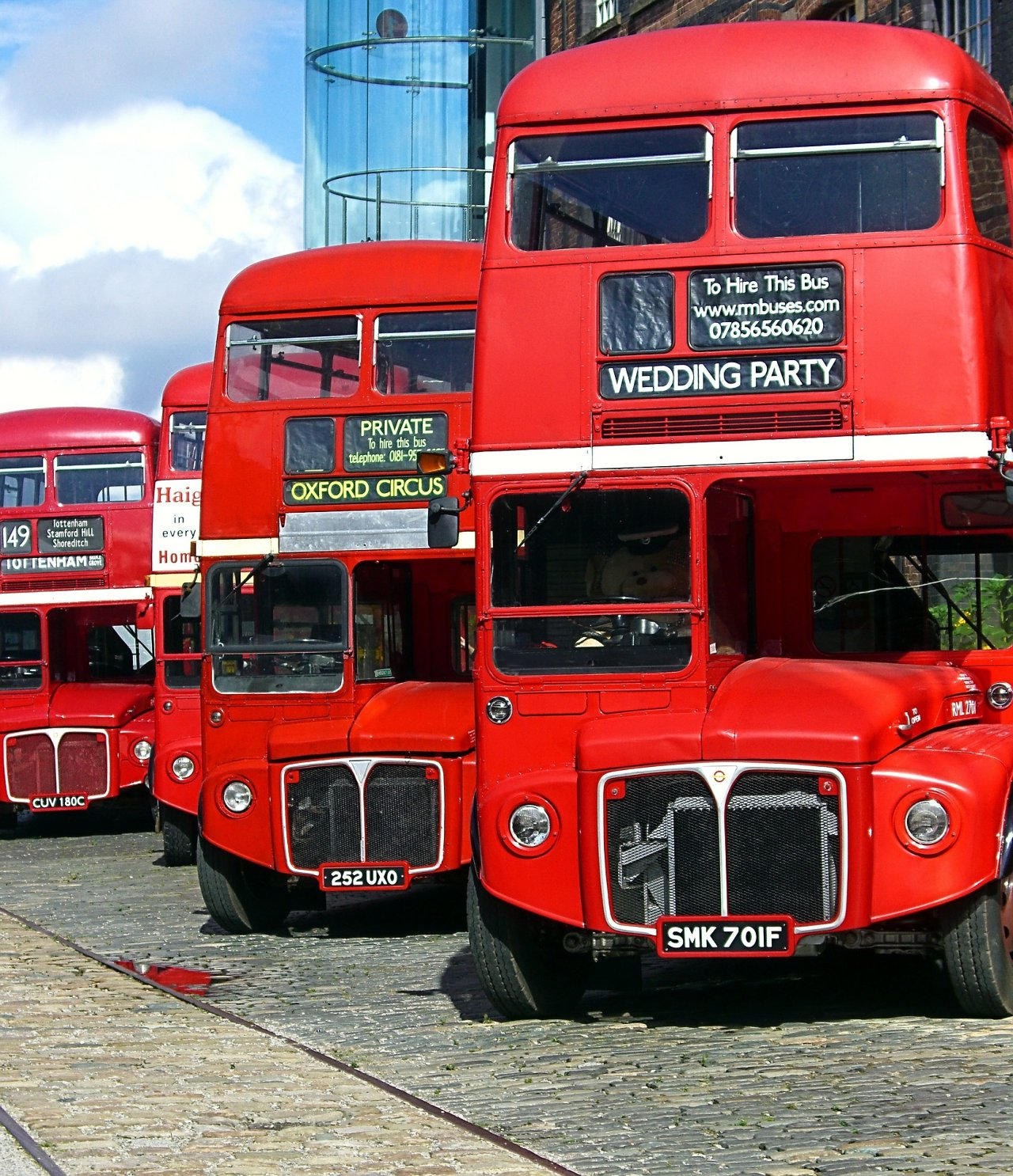 Bus Tour of London, Places to visit in London