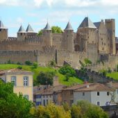 Carcassonne, Castles in France